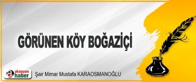 Görünen Köy Boğaziçi