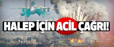 Halep için acil çağrı!