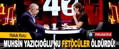 Haluk Kırcı:
