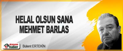 Helal Olsun Sana Mehmet Barlas
