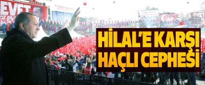 Hilal'e Karşı Haçlı Cephesi