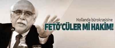 Hollanda bürokrasisine Fetö'cüler Mi Hakim!