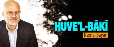 Huve'l-Bâkî