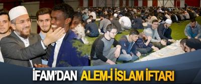 İFAM'dan Alem-İ İslam İftarı