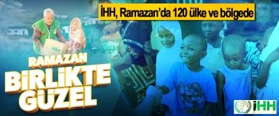 İHH, Ramazan'da 120 ülke ve bölgede