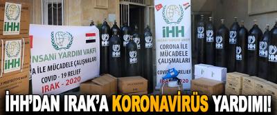 İHH'dan Irak'a Koronavirüs Yardımı!