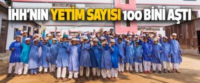 İHH'nin Yetim Sayısı 100 Bini Aştı