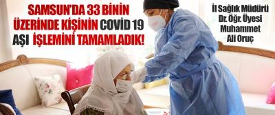 İl Sağlık Müdürü Dr. Öğr. Üyesi Muhammet Ali Oruç