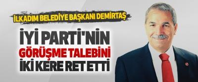 İlkadım Belediye Başkanı Demirtaş