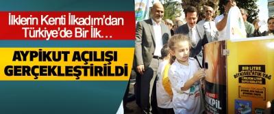 İlklerin Kenti İlkadım'dan Türkiye'de Bir İlk…