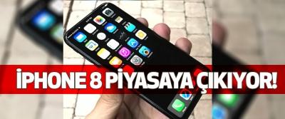 iPhone 8 için geri sayım başladı