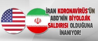 İran Koronavirüs'ün  Abd'nin Biyolojik Saldırısı Olduğuna İnanıyor!