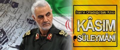 İran'ın Ortadoğu'daki Kılıcı Kâsım Süleymâni