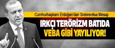 Irkçı Terörizm Batıda Veba Gibi Yayılıyor!