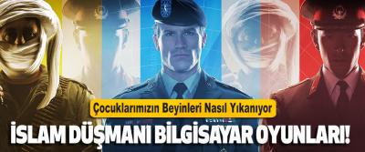 İslam Düşmanı Bilgisayar Oyunları!