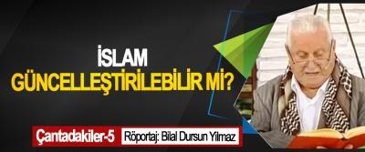 İslam güncelleştirilebilir mi?