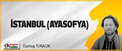 İSTANBUL ( AYASOFYA)