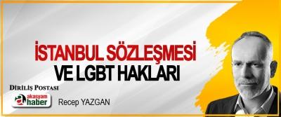 İstanbul Sözleşmesi Ve LGBT Hakları