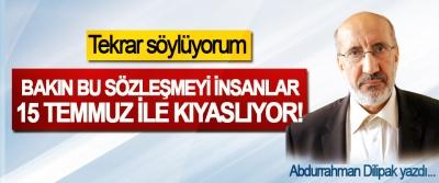 İstanbul Sözleşmesi üzerine…
