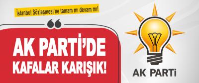 İstanbul Sözleşmesi'ne Tamam mı Devam mı!