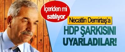 İYİ Parti İlkadım Belediye Başkan Adayı Demirtaş'a HDP şarkısını uyarladılar!