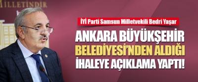 İYİ Parti Samsun Milletvekili Bedri Yaşar Çok Komik Açıklama Yaptı!