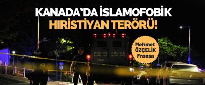 Kanada'da İslamofobik Hıristiyan Terörü!