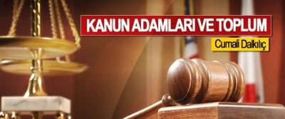 Kanun Adamları Ve Toplum
