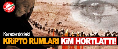 Karadeniz'deki Kripto Rumları Kim Hortlattı!