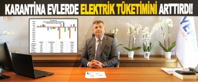 Karantina Evlerde Elektrik Tüketimini Arttırdı!