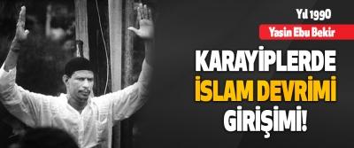 Karayiplerde İslam Devrimi Girişimi!
