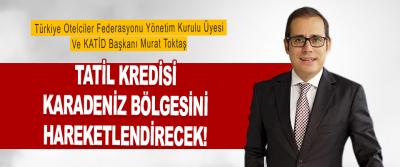 KATİD Başkanı Murat Toktaş