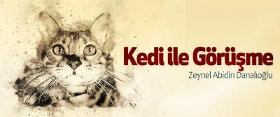 Kedi ile Görüşme