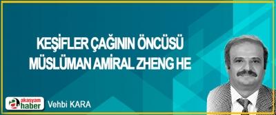 Keşifler Çağının Öncüsü Müslüman Amiral Zheng He