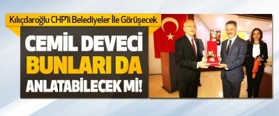 Kılıçdaroğlu CHP'li Belediyeler İle Görüşecek