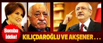Kılıçdaroğlu ve Akşener ...