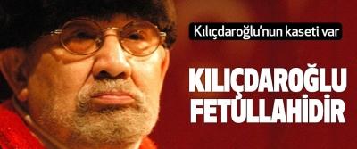 Kılıçdaroğlu'nun kaseti var