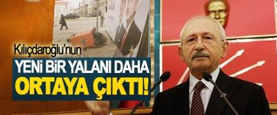 Kılıçdaroğlu'nun Yeni Bir Yalanı Daha Ortaya Çıktı!