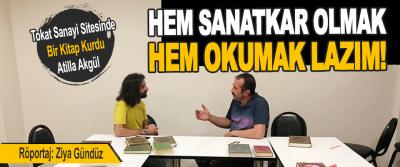 Kitap Kurdu Atilla Akgül