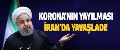 Korona'nın Yayılması İran'da Yavaşladı!