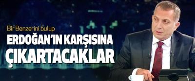 Külünk: Bir Benzerini bulup Erdoğan'ın Karşısına Çıkartacaklar