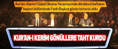Kur'an-I Kerim Gönüllere Taht Kurdu