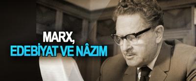 Marx, Edebiyat Ve Nâzım