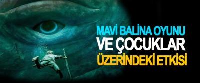 Mavi Balina Oyunu Ve Çocuklar Üzerindeki Etkisi