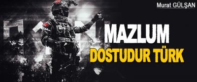 Mazlum Dostudur Türk