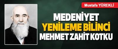 Medeniyet Yenileme Bilinci Mehmet Zahit Kotku