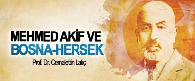 Mehmed Akif Ve Bosna-Hersek