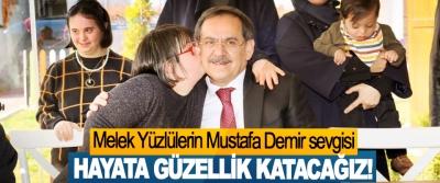 Melek Yüzlülerin Mustafa Demir sevgisi