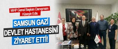 MHP Genel Başkan Danışmanı Hüseyin Edis