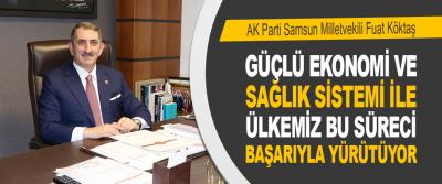 Milletvekili Köktaş: